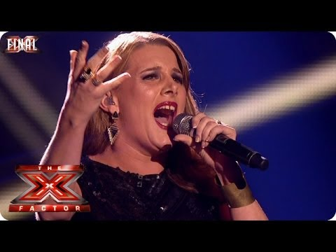 Sam Bailey sings Skyscraper - Live  Final Week 10 - The X Fa