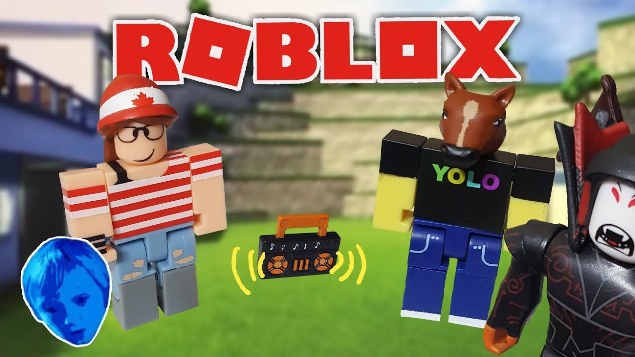 Mad Studio Mad Pack Hunted Vampire Roblox Toys Unboxing Free