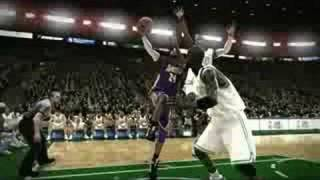 NBA 2K9 Official Trailer
