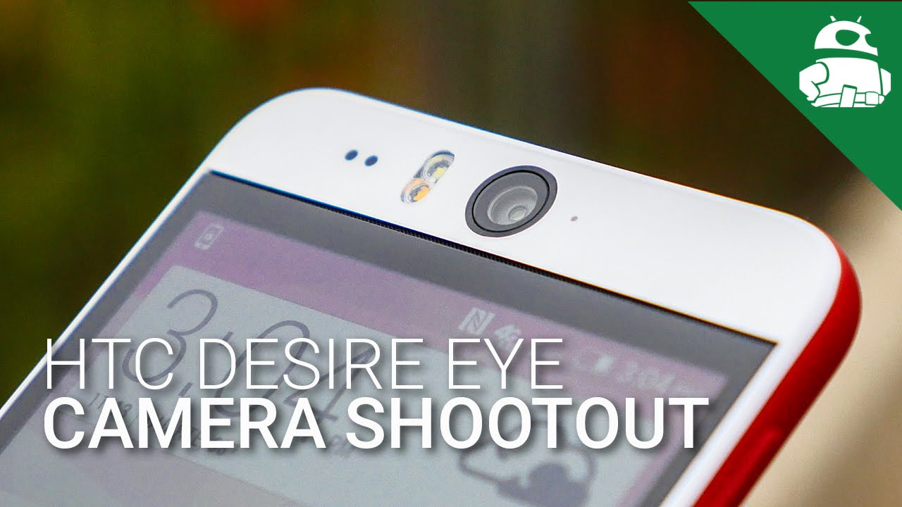 HTC Desire Eye: Camera Shootout