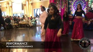 Sangeet Performance | Bollywood Dance Mashup | Punjabi Dance |