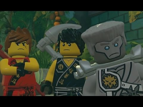 LEGO Ninjago: Shadow of Ronin Walkthrough Part 1 - Chen