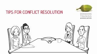 Management Training: Tips to improve your Conflict Resolution skills