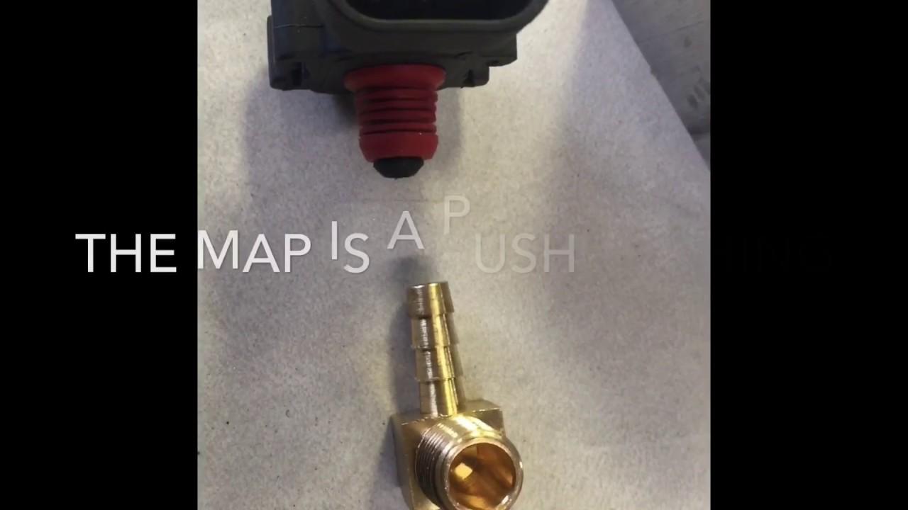 ls map sensor relocate vacuum block for gtm supercar [ 1280 x 720 Pixel ]