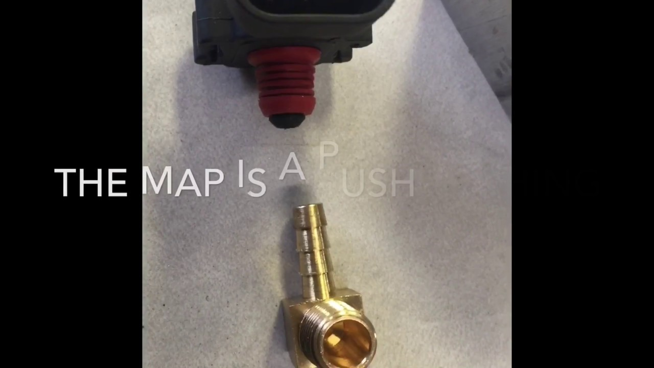 Ls3 Map Sensor Wiring Diagram Freezer Defrost Timer Ls Relocate Vacuum Block For Gtm Supercar Youtube