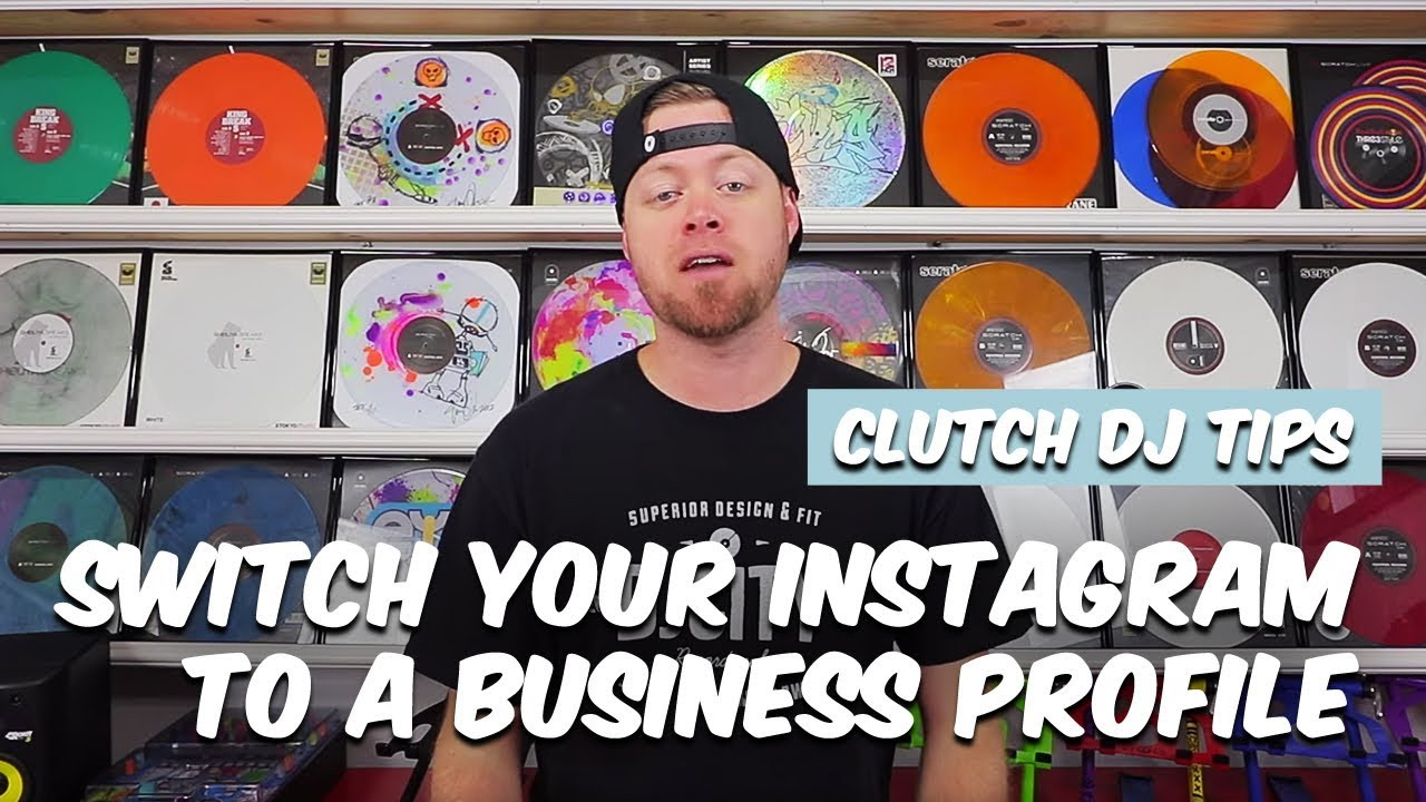 DJs Should Switch Their Instagram Profile to a Business Profile | Clutch DJ  Tips