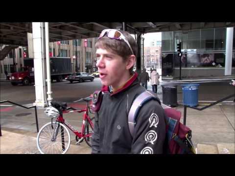 Chicago Bike Messenger