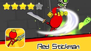 Red Stickman Day32 Walkthrough Animation vs Stickman Fighting Recommend index four stars