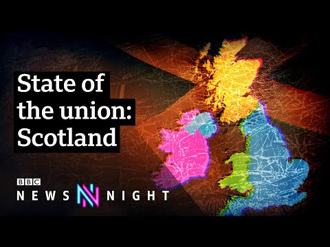 Brexit: Could Scotland back independence to stay in the EU? - BBC Newsnight