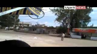 مجزرة الصنمين 25 3 2011 من زاوية الفرع طابق ارضي