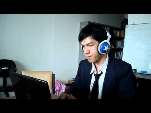 Kpop_Boni Fasius Santoso ( IF- Park Jin Young COVER )Kpop World Star