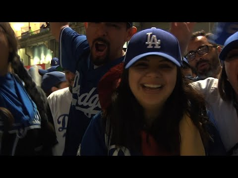 Dodger Fans Look to Game 7: 'It's Our Year'