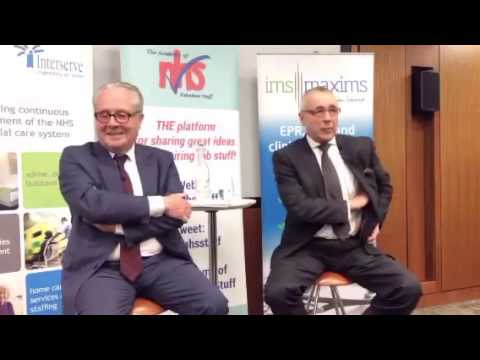 Lord Carter in conversation with Roy Lilley #HealthChat