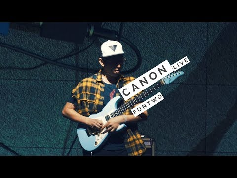 Canon Rock Live 2018 | Funtwo | A3 Stompbox Concert