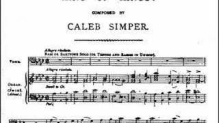 Download Caleb Simper anthem - King of Kings MP3 song and Music Video