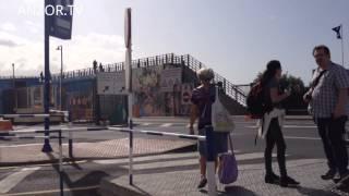 КАНАРЫ: Иду на пляж в Лос Кристианос на острове Тенерифе... CANARY ISLANDS SPAIN(Путешествие в Голливуд: Ответы на вопросы http://anzortv.com/forum Влог КАНАРЫ: Иду на пляж в Лос Кристианос на острове..., 2015-01-18T11:27:31.000Z)