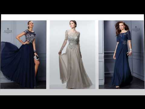 Top 100 Long sleeve evening dresses, long evening dresses with sleeves