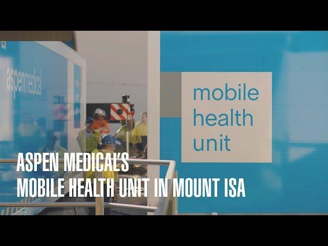 Aspen Medical: MHU Mount Isa
