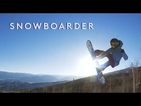 Snowboarder Hailey Langland | Game Of Life