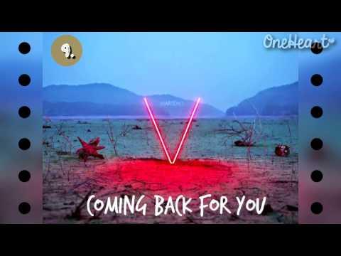 Maroon 5 - V (Deluxe Version) [Lista De Canciones] HD