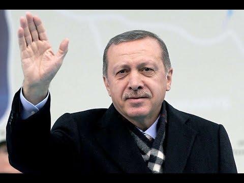 LENGKAP PROFIL ERDOGAN PRESIDEN TURKI / RECEP TAYYIB ERDOGAN / DISKRIPSI BIOGRAFI LENGKAP