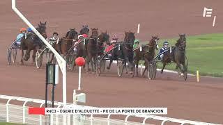 Vidéo de la course PMU PRIX DE LA PORTE BRANCION