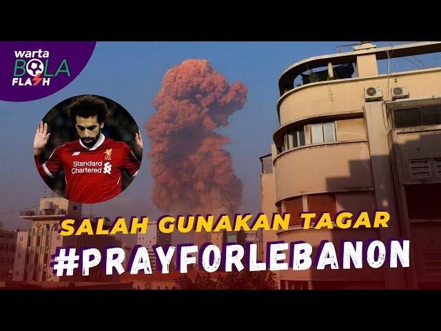 Moh Salah Ungkap Kesedihannya Atas Ledakan di Beirut 🔥 Iker Casillas Putuskan Pensiun Usai Juara 😱