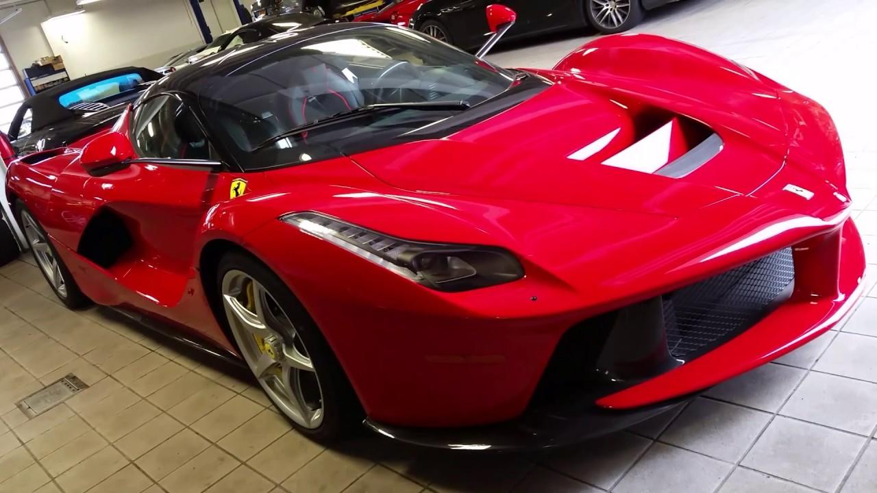 Ferrari LaFerrari Walkthrough At The Ferrari Maserati Long Island