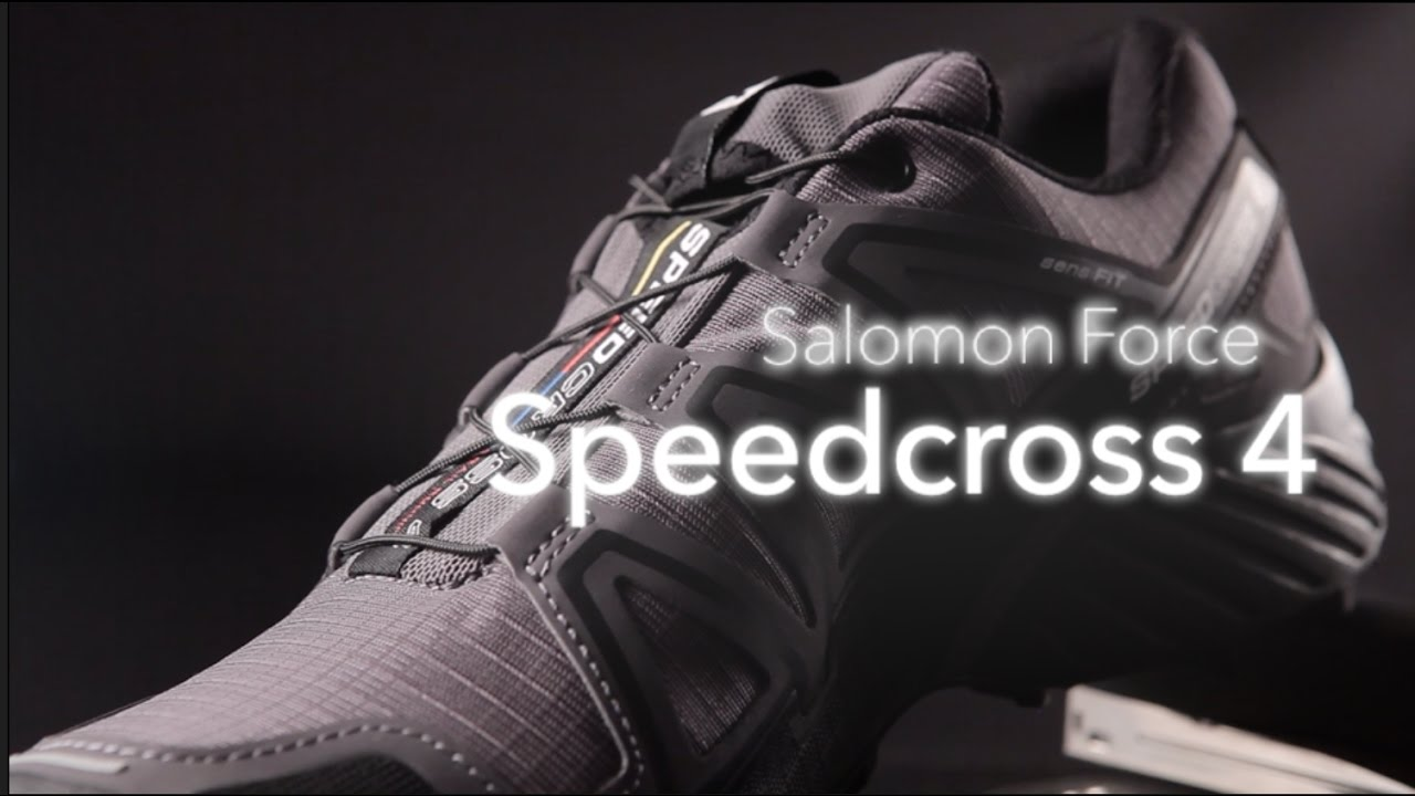 salomon speedcross 4 gtx peppermint uruguay youtube