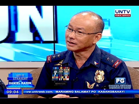 NCRPO chief on anti-drug campaign: Crime rate down in Metro Manila