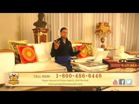 Prophet Manasseh Jordan - How to Hear The VOICE OF GOD