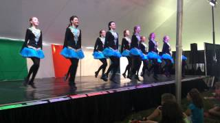 rince nua black diamond a team acapella hard shoe irish dance irish fair of minnesota 2015