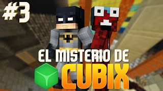 El salón de los acertijos - El misterio de Cubix - Ep.3