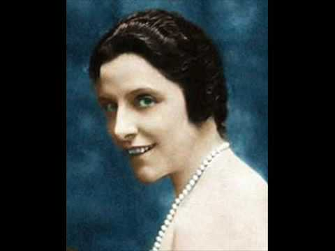 Geraldine Farrar Sings The Jewel Song From Faust