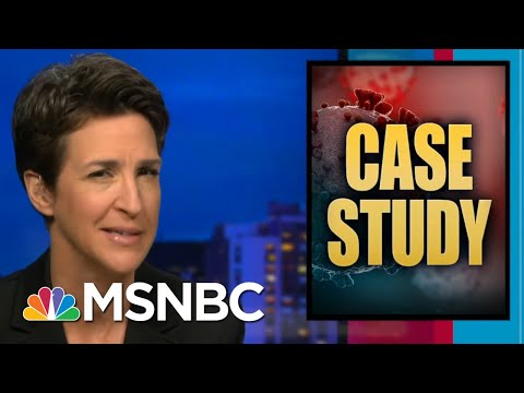 Trump Admin Paid Scammer Millions For Desperately Needed Masks He Never Delivered   Rachel Maddow