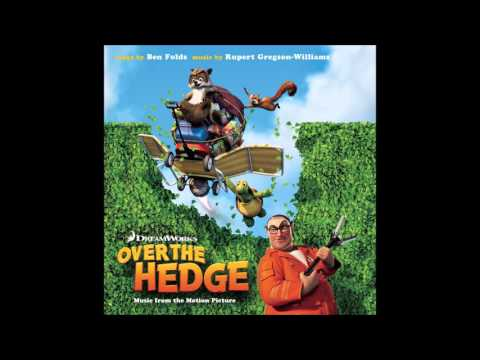 Over The Hedge Soundtrack 10 Rockin' The Suburbs (Remix '06) (Over the Hedge Version) - Ben Folds