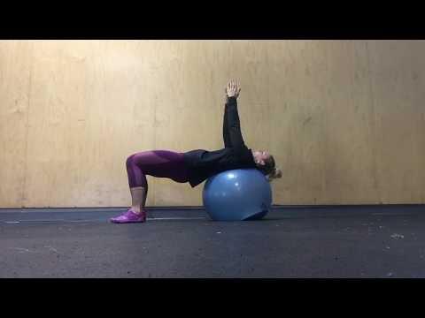 4 KILLER BOSU® Ballast Ball Exercises