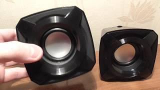 Колонки Microlab B16 (плюсы и минусы, звук, внешний вид)