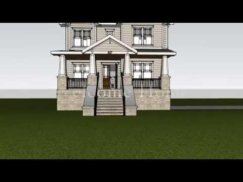 3D Rendering - Atlanta Home
