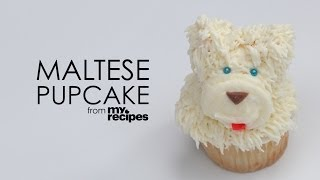 How To Make Maltese Pupcakes | Myrecipes