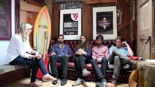 Maps And Atlases // Interview // Noize Makes Enemies Sessions