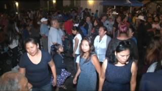 BAILE DE LA COMUNIDAD DE SANTA ROSA CAXTLAHUACA OAXACA EN VISTA CALIFORNIA