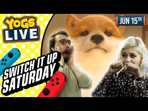 SWITCH IT UP SATURDAYS - Little Friends: Dogs & Cats w/ Zylus & Mousie - 15/06/19