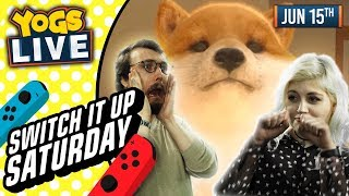 SWITCH IT UP SATURDAYS - Little Friends: Dogs & Cats w/ Zylus & Mousie - 15/06/19