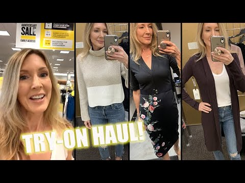 Nordstrom Anniversary Sale Haul + Try On! thumbnail
