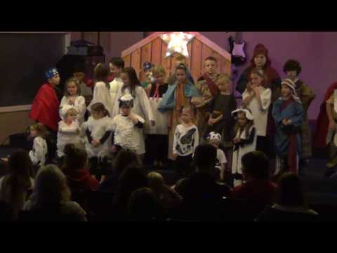 Christmas Play 2015 AM