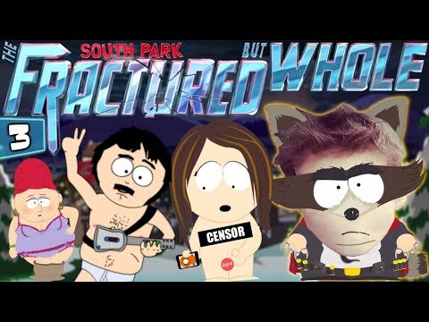DIT WIL IK HELEMAAL NIET ZIEN JOH! - South Park: The Fractured But Whole #3