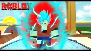 Roblox - O SUPER SAIYAJIN BLUE 2 ( DRAGON BALL XENOVERSE BR [BETA] )
