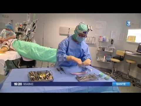 Hôpital du Mans – Chirurgie de la main