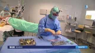 Hôpital du Mans - Chirurgie de la main